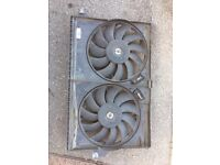 Fans for a 1.9cdti Vauxhall vectra