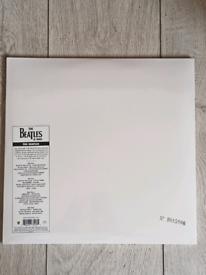 'The Beatles' White Album 2 x LP's - brand new