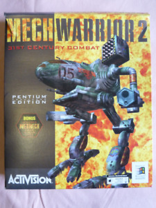 MECH WARRIOR II PC Game