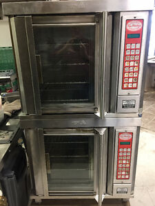 Two Garland Moisture Plus Ovens