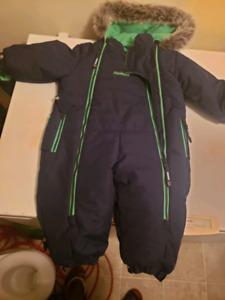 Brand new OshKosh snowsuit