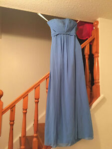 David's bridal formal dress $125