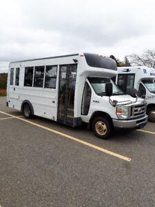 2009 Ford Econoline Bus, E450 Diesel