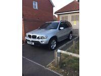 BMW X5 sport 3.0 diesel 05/55