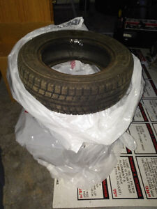 Toyo GSI Snow tires and all season tire package with rims Peterborough Peterborough Area image 7