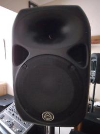 DJ Mixer, 4 Speakers & Stands