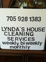 Lynda's House Cleaning Services