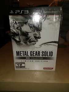 Metal Gear Solid HD Collection Limited Edition (PS3)