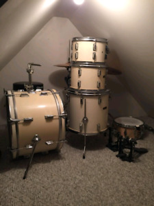 Trading Acoustic Drum set for Electric Drum set