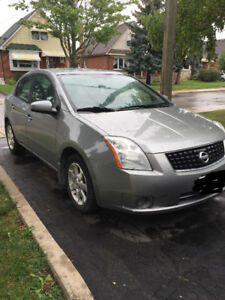 2008 Nissan Sentra Sedan 2 L $ 2600 certified  no rust  must see