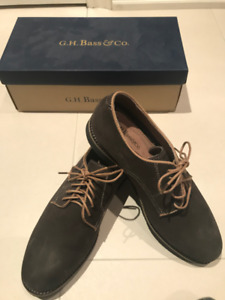 Selling G.H. Bass & Co. Buckingham Shoes (Buck//Java)