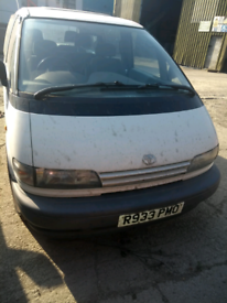 FOR SALE TOYOTA PREVIA AUTOMATIC (IMMERCULATE)