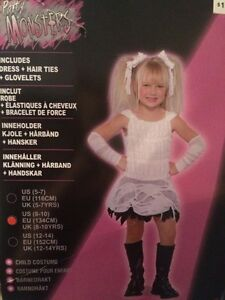 Size 8/10 Party Girl Mummy Costume