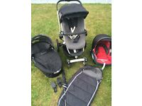 **Quinny Buzz Travel System**