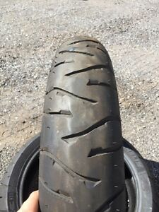 Michelin Anakee 3 motorcycle tires Belleville Belleville Area image 2