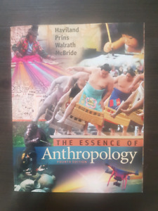 The Essence Of Anthropology Fourth Edition