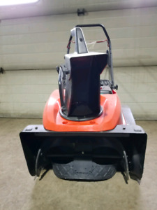 SIMPLICITY SNOW THROWER FOR SALE