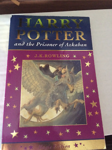 harry potter and the prizoner of azkaban magic edition paperback