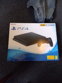 PS4 500GB UNBOXED BRAND NEW