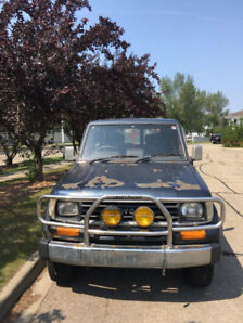 1992 land cruiser turbo diesel right hand drive (must go)