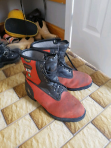 Royer chainsaw boots
