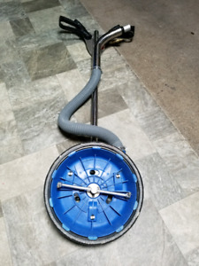 Tile and grout cleaning tool for steam cleaning machine