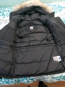 Canadian goose jacket