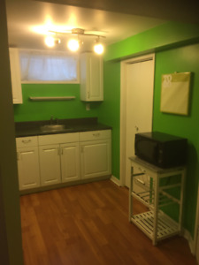 North End Halifax 1 bedroom apartment
