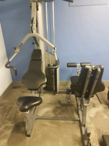 Gym equipment for sale- universal and treadmill