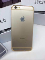 Gold iPhone 6 clone - Brand new, never used - Factory unlocked