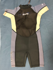 Wetsuit for Children, Size 6