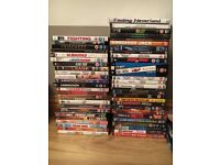 Varied DVDs
