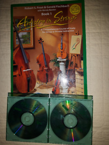 Music Book & 2 CD - Artistry in Strings -  A Great  Course