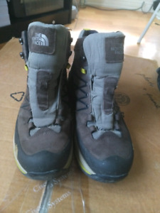 The north face hiking winter boots