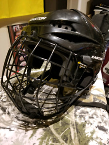 Easton Hockey Helmet with cage