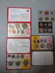For Sale; New Zealand Coin Sets London Ontario image 2