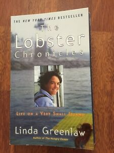 New York Times Bestseller, Memoir: The Lobster Chronicles Kitchener / Waterloo Kitchener Area image 1