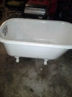 1930 Clawfoot Bathtub