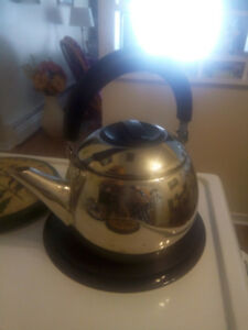 Paderno stove top kettle
