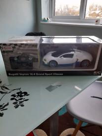 Radio Controlled Bugatti