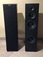 5.1 Nuance Speaker system with amplified Subs!