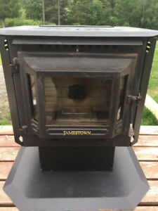 Pellet Stove for Sale! Needs to go fast! Make me an offer!