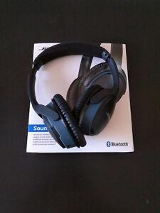 Bose Soundlink Wireless Heaadphones