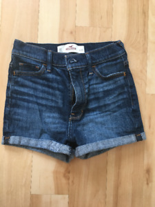 Abercrombie & Hollister shorts, jeans , tops girls size 16