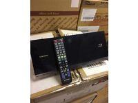 Samsung bluray DVD player