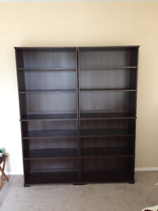 Ikea Borgsjo Shelving needs a new home