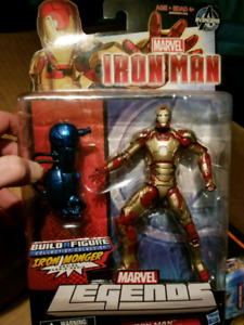 Iron man from legends for sale