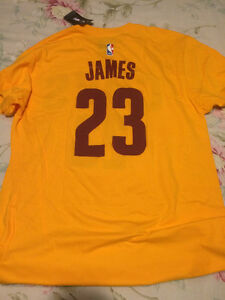 Lebron James Shirt Brand New