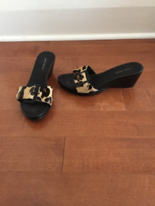 Ladies brand new leather shoes