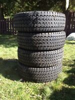 Pneu Gislaved hiver 205 65 R15 Winter tires